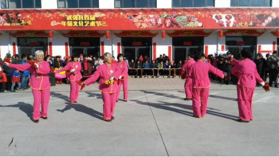 与时俱进的武强县大郭庄老年学校