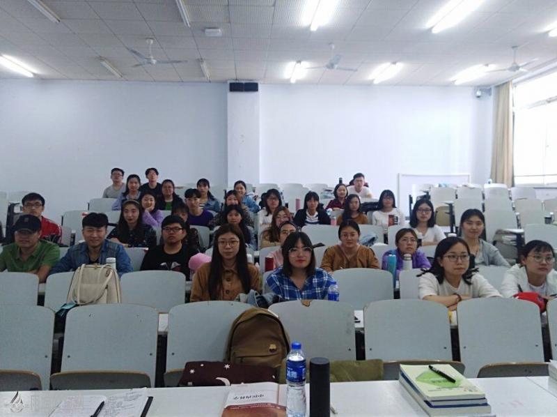 中医学院2015级针推第二团支部